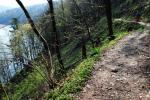 Ke Štěchovické přehradě